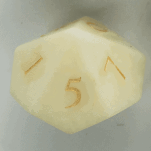 Roll The Dice: Gemstone D10